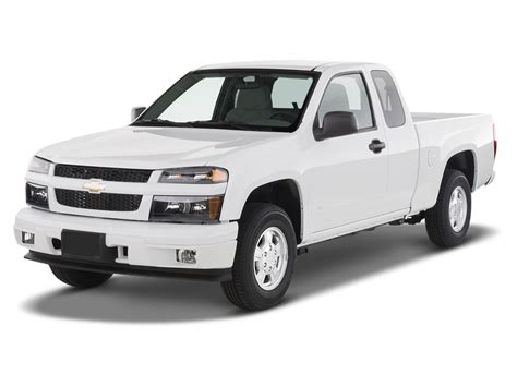 2011 Chevrolet Colorado Reviews And Rating