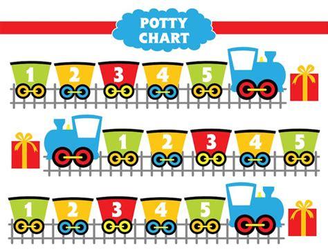 trainpottychartpdf potty training chart potty training