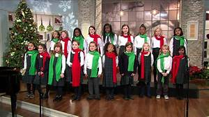 """Oakville Christian Children's Choir - """"The Best Gift is Me ..."""