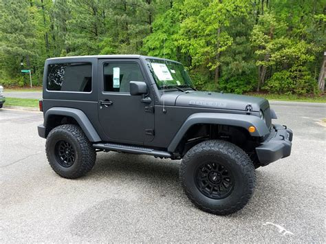 jeep black matte prices matte black jeep color change hawkeye graphics
