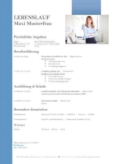 Lebenslauf Richtig Schreiben Muster by Lebenslauf Richtig Schreiben 2019 Hhrma Career Bali