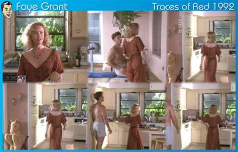 Faye Grant Nue Dans Traces Of Red