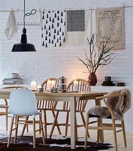 Küche Gemütlich Einrichten : wohnen mit nat rlichen materialen gem tlich l ssig skandinavisch pinterest esszimmer ~ Markanthonyermac.com Haus und Dekorationen