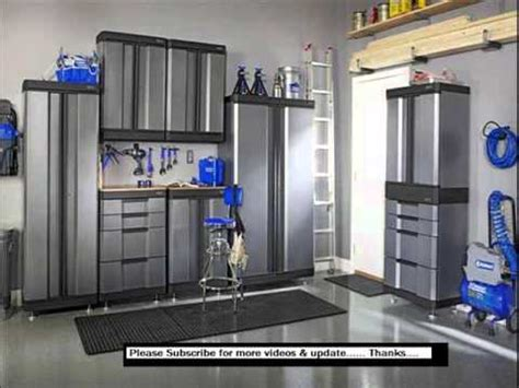 Kobalt Vs Husky Garage Cabinets by Garage Cabinets Lowes Garage Organization Garage