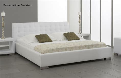 Betten Komplett Günstig by Genial Betten Komplett 180x200 G 252 Nstig Bett Weis Hochglanz
