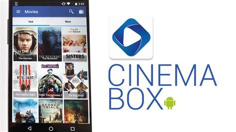 cinema box app  ver  descargar peliculas de estrenos