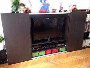 Meuble Tv Ikea : porte meuble tv ikea solutions pour la d coration int rieure de votre maison ~ Teatrodelosmanantiales.com Idées de Décoration