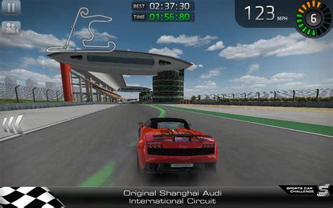 sports car challenge apk   racing game