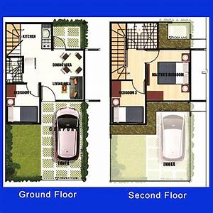 50 sq meters floor plan