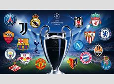 The teams Madrid and Barça could meet in the Last 16 of