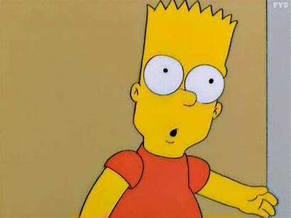 Bart Simpson Gifs Moving Animated Idiot Lent