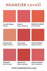 Code Couleur Pantone : living coral pantone 2019 style coral color pantone et coral colored dresses ~ Dallasstarsshop.com Idées de Décoration