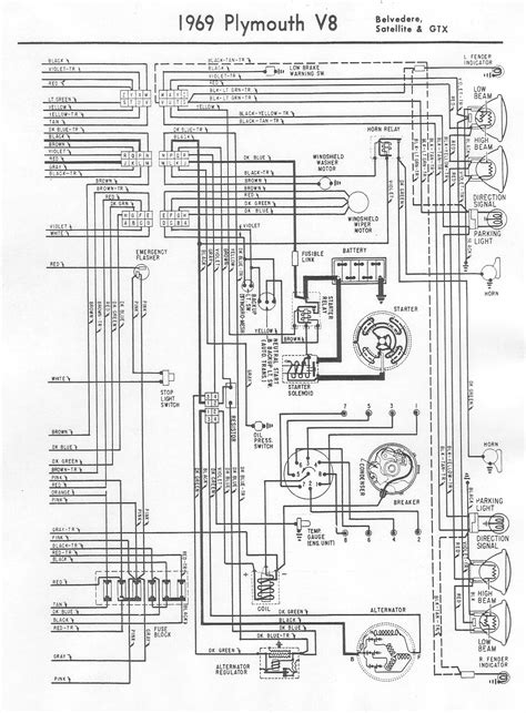 1971 Plymouth Duster Wiring Diagram by Wrg 3714 69 Plymouth Roadrunner Wiring Diagram