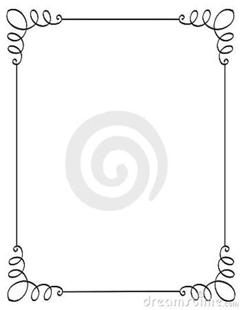 invitation border frame stock images image