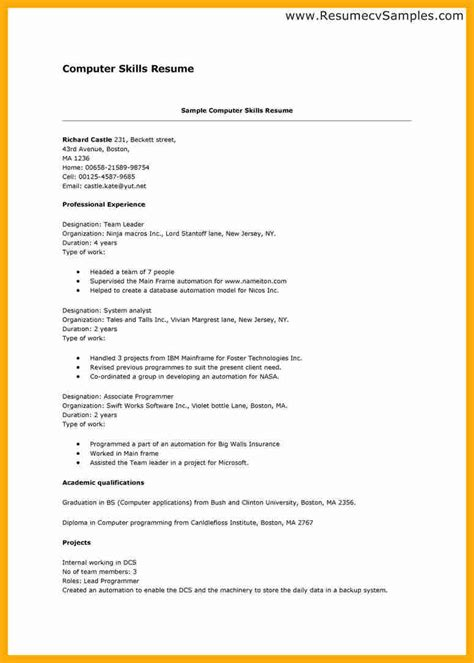 how to list on resume in how to list education on resume