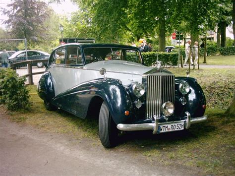 rolls royce silver wraith 1952 mieten