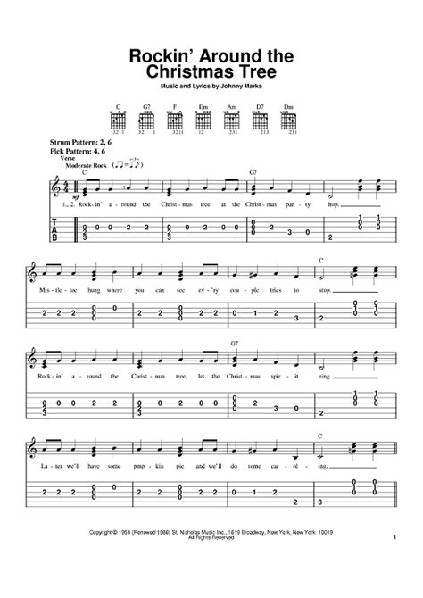 free christmas guitar tab sheet music 1000 images about