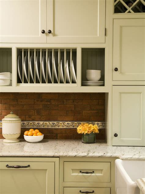 plate rack cabinets design ideas remodel pictures houzz