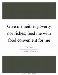 Food Quotes | F... Food Poverty Quotes