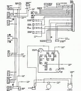 1981 El Camino Fuse Diagram