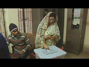 Bangladesh votes in general election - YouTube