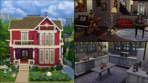 country house floor plans the sims 4 gallery spotlight simsvip