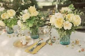 idees de deco pour mariage champetre archzinefr With chambre bébé design avec fleurs pour mariage champetre