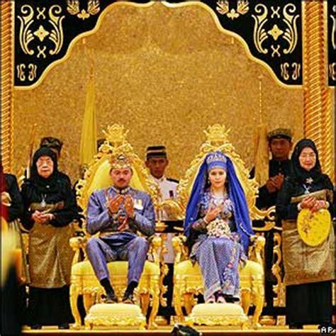 BBC Portuguese | Casamento do futuro sultão de Brunei