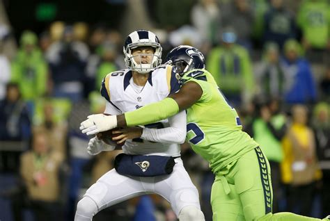 rams  seahawks  scores highlights news