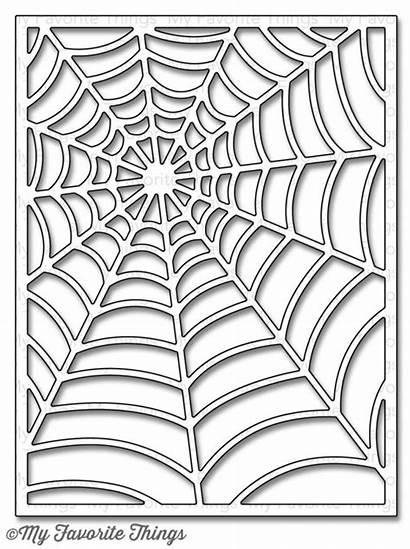 Spider Web Die Mft Namics Dies Favorite