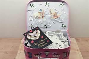 Originelle Hochzeitsgeschenke Mit Geld : hochzeitsgeschenk ein reisekoffer voll geld ~ One.caynefoto.club Haus und Dekorationen