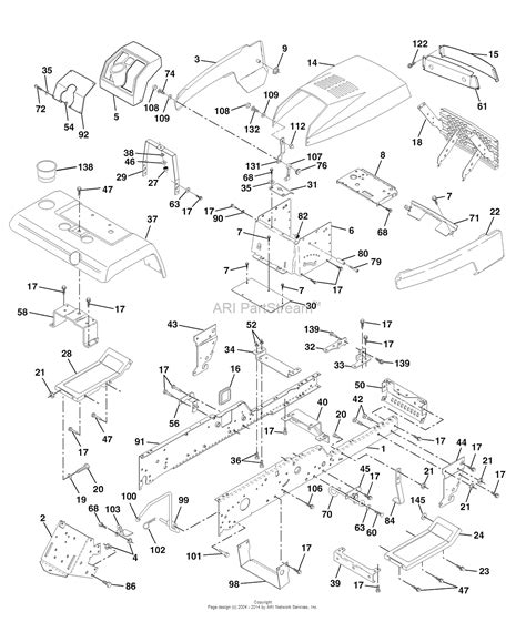 Ayp Electrolux Qpgtha Parts Diagram For Chassis