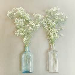 wedding arrangements flower study baby s breath