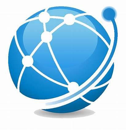 Network Service Fiber Icon Provider Optical Cable
