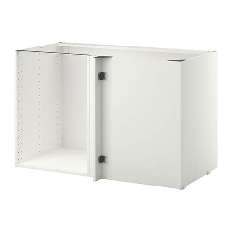 metod structure 233 l 233 ment bas d angle blanc ikea