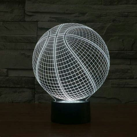 basketball  led lamp
