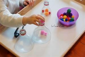 Activite Enfant 1 An : un peu de motricit fine maman pinterest activit ~ Melissatoandfro.com Idées de Décoration