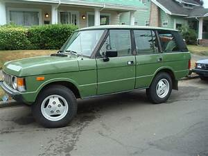 Laughs And Lashings  1983 Range Rover Classic All