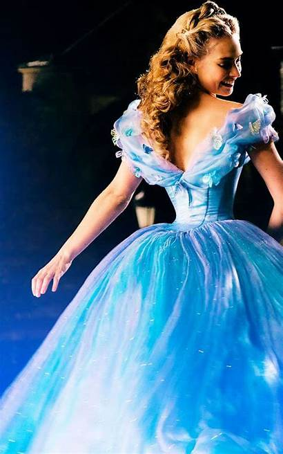 Cinderella Action Princess Disney Fhdpaper Story Phone