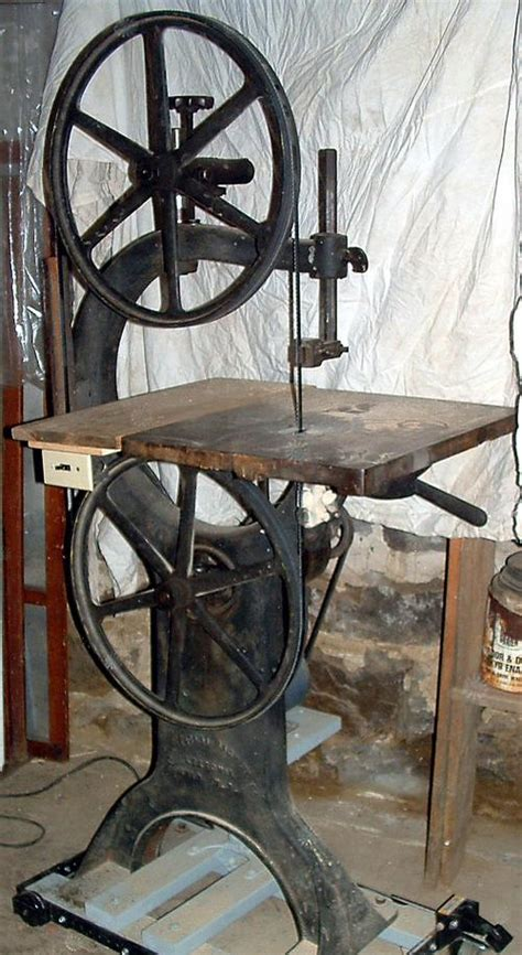 ot  antique bandsaw  outdoor sculpture page