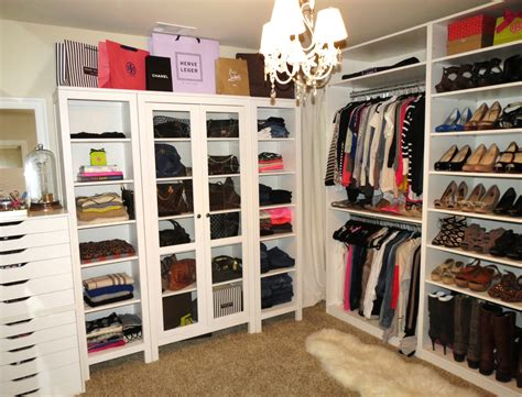 tiffanyd new closet reveal and tour