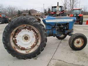 1966 Ford 4000 Tractor