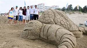 8th Sand Sculpture Festival in EMU | News | Eastern ...