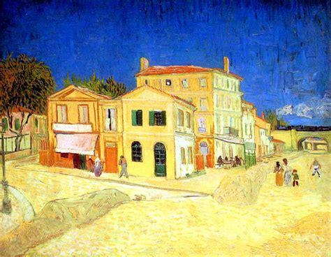la maison jaune la maison de vincent septembre 1888 vincent gogh gogh