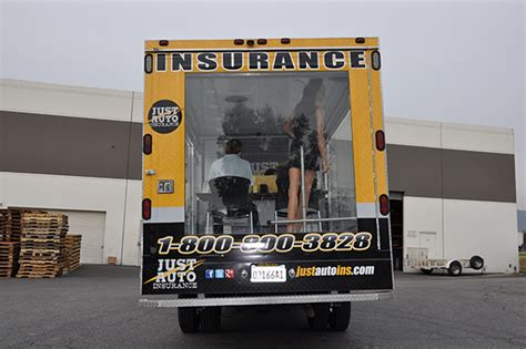 dodge sprinter van wrap  gf   auto insurance