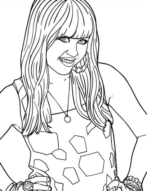 Kleurplaten Violetta Disney by Disney Channel Characters Coloring Pages Coloring Home