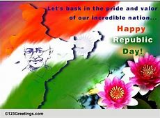 Pride And Valor Of India Free Republic Day India