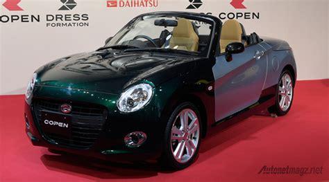 Gambar Mobil Daihatsu Copen by Panel Bodi Daihatsu Copen Autonetmagz Review Mobil