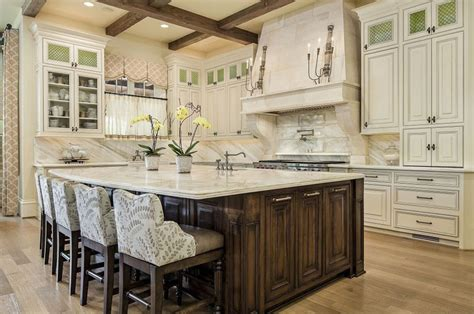 how big is a kitchen island 35 large kitchen islands with seating pictures