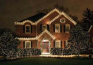 How To Decorate Bushes And Trees With Christmas Lights  5